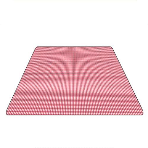 wysm Tappetino da picnic 200 * 200 centimetri di panno umido ispessimento Oxford panno tappeto portatile picnic tappeti marea esterna ( Colore : B03 ) B03