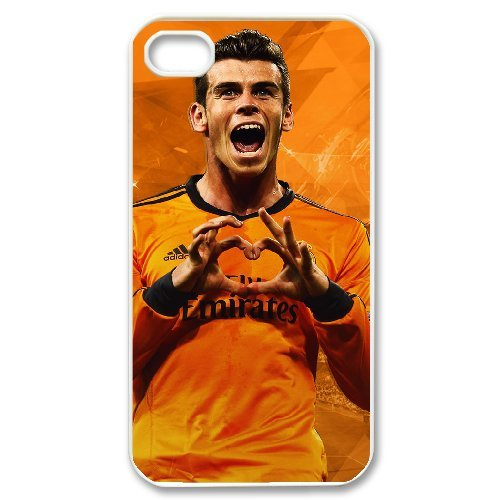 LP-LG Phone Case Of Gareth Bale For Iphone 4/4s [Pattern-6] Pattern-5