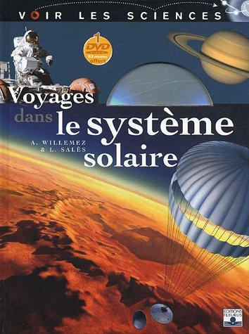 Voyages dans le système solaire (+DVD)