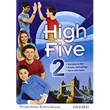 High five. Student's book-Workbook-Exam trainer. Per la Scuola media. Con CD Audio. Con e-book. Con espansione online: High Five 2: Super Premium. Con ... Open Book e Audio Cd [Lingua inglese]