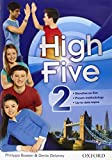 High five. Student's book-Workbook-Exam trainer. Per la Scuola media. Con CD Audio. Con e-book. Con espansione online: 2 - Oxford - amazon.it