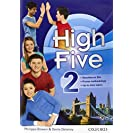 High five. Student's book-Workbook-Exam trainer. Per la...