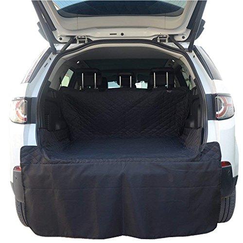 HONCENMAX Groß Hund Fahrzeug Cargo-Liner-Abdeckung Haustier Sitzbezug Matte Nicht Rutschend Wasserdicht Universal für Auto SUV LKW Jeeps Vans (Jeep-auto-matten)