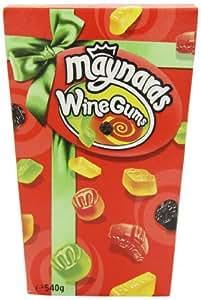 Maynards Wine Gums Carton 540 g (Pack of 3)