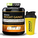 #6: Advance Weight Gainer 3Kg (6.6LBS) Banana with Shaker