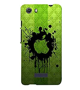 PRINTSWAG PATTERN Designer Back Cover Case for MICROMAX Q372 UNITE 3