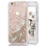 Coque iPhone 7 Plus / 8 Plus Coque ,SENCEE Design créatif de mode Liquide Qui Coule...
