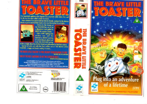 the-brave-little-toaster-vhs