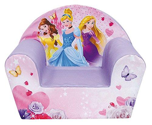 Fun House - 712358 - Princesses Fauteuil Club en Mousse pour Enfant
