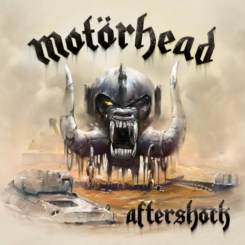 Motörhead: Aftershock (Audio CD)