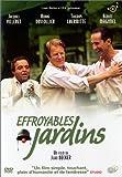 Effroyables jardins / Jean Becker, réal., adapt., scénario, dial. | Becker, Jean. Monteur. Dialoguiste
