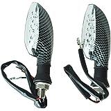 2Pcs 16-LED Clignotants de Moto