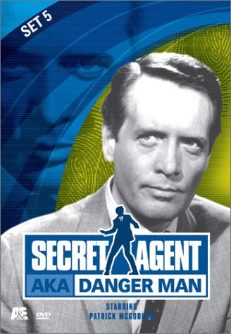 Secret Agent AKA Danger Man, Set 5 - 2 DVD [Import USA Zone 1]