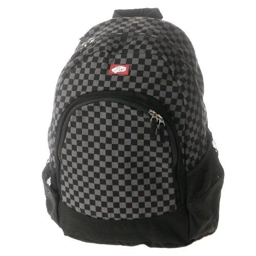 Vans - Van Doren, Sneakers da uomo Nero (Black / Charcoal)