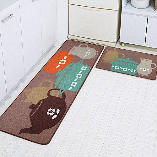 crazysell-tappeto-per-cucina-da-bagno-davanzale-stampa-con-teiere-colorate-2031-5080cm