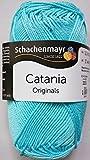 Schachenmayr Catania Strickgarn 50 Gramm Uni )