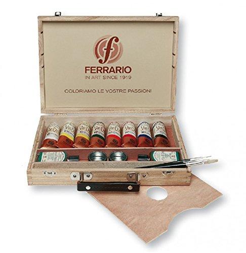 casslegno-vdick-20x30-60-ml8-tubi-colori-ad-olio-cassetta-in-legno-60-ml