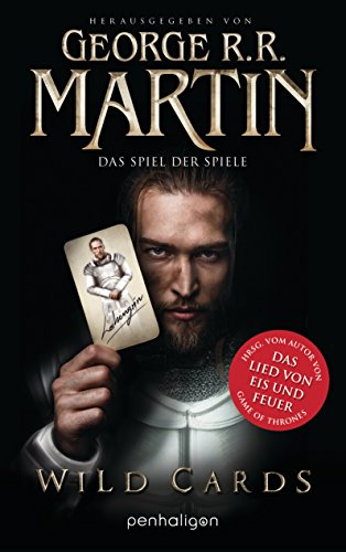 Buchseite und Rezensionen zu 'Wild Cards: Das Spiel der Spiele' von George R.R. Martin