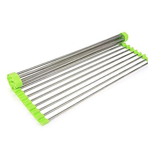 Evier Inox 1 5 Bacs - Fypo Egouttoir Vaisselle Folding Kitchen Panneau de