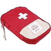 L JENSEN Outdoor Camping Home Survival Tragbare Auffallende Kreuz Symbol Erste-hilfe-kit Tasche Fall Einfach Tragen... preisvergleich bei billige-tabletten.eu