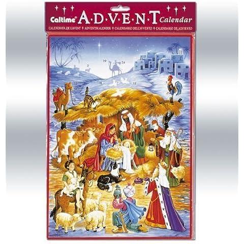 Navidad ~ Navidad ~ Calendario Adviento ~ calendario ~ BELÉN (S543)