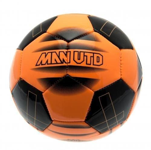 Manchester United F.C. Manchester United Football Merchandise (Fluo Orange Ball)