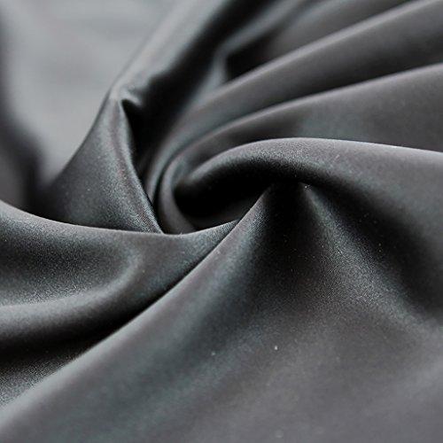 Frauen-Schlaf-Rock Sexy Sleepwear Bequeme Halter-Kleid-Spitze dünnes Schwarzes Schwarz