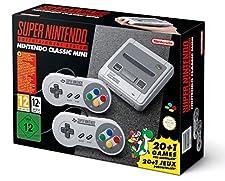 SNES CLASSIC MINI (Pegi Version) Super Nintendo mini Konsole