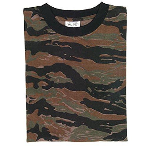 Mil-Tec T-shirt Tiger Stripe tamaño M