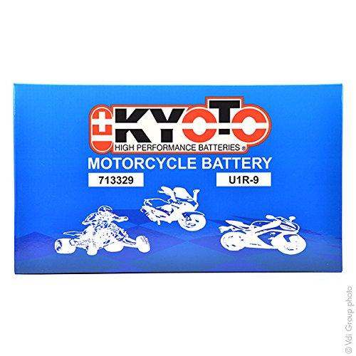 KYOTO - BATERIA MOTO U1-R9 12V 24AH - BATERIA(S)