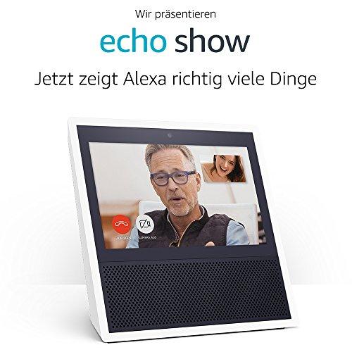 Echo Show – weiß