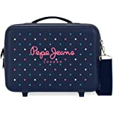 Neceser ABS Pepe Jeans Molly Adaptable, Multicolor, 29x21x15 cm