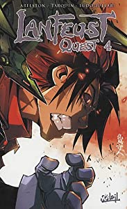 Lanfeust Quest Edition simple Tome 4