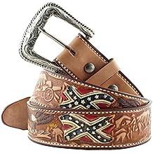 pacchetto alla moda e attraente qualità stabile all'avanguardia dei tempi cinture western - Amazon.it