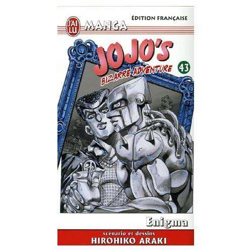 Jojo's Bizarre Adventure, Tome 43 : Enigma