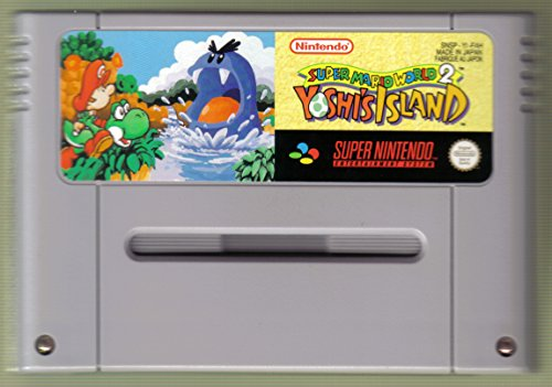 Super Mario World 2: Yoshis Island Super Mario World 2 Snes