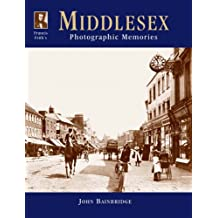 Francis Frith's Middlesex (Photographic Memories)