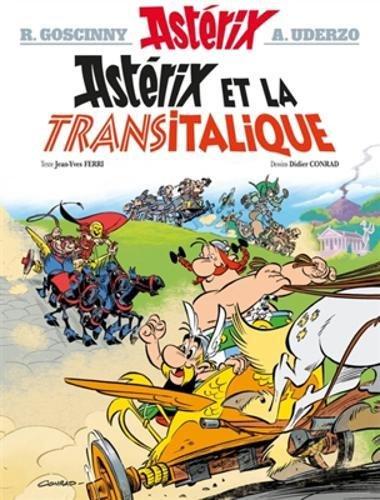Astérix et la transitalique / texte de Jean-Yves Ferri |