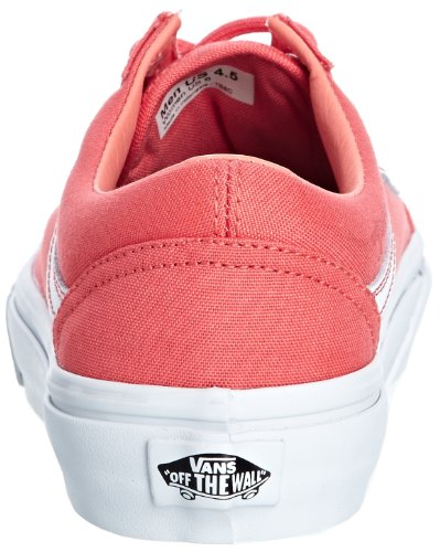 Vans U OLD SKOOL PEWTER/NEON PUR VSDI9PW Unisex-Erwachsene Sneaker Koralle