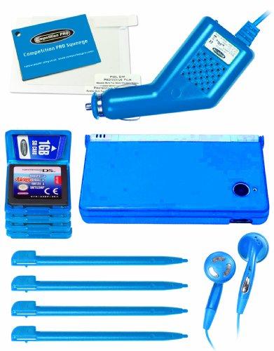 Nintendo DSi - Travel Essentials Pack, blau [UK Import]