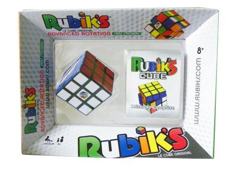 Rubik's - 0731 - Jeu D'action Et De Réflexe - Rubik's Cube 3x3 - Rotation Avancée Avec Méthod