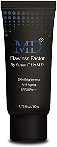 MD Flawless Factor, 1.76 Fluid Ounce