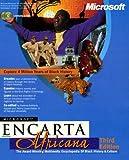 Microsoft Encarta Africana 3.0 W32 CD Multimedia Enzyklopaedie speziell Afrika