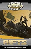 Pinnacle Entertainment Group Savage Worlds: Rifts©: The Tomorrow Legion Players Guide (Hardback)(S2P11200LE