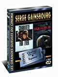 Coffret Serge Gainsbourg 2 DVD (Charlotte For Ever / Equateur)