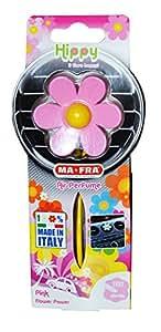 Mafra Hippy Flower Power Rose Désodorisants pour Voitures