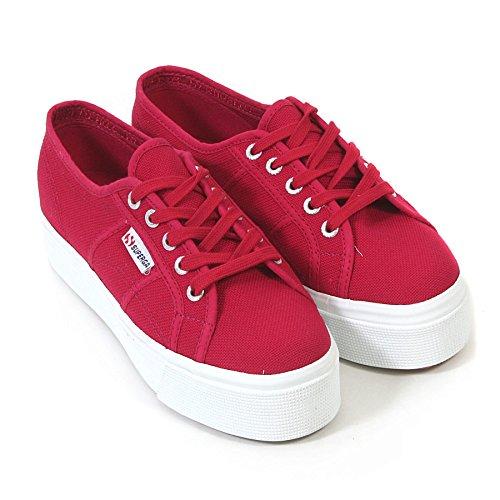 Superga - 2790 Acotw - Sneakers basses - femme Cerise