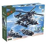BanBao 8488 - 3-in-1 hubschrauber, Konstruktionsspielzeug