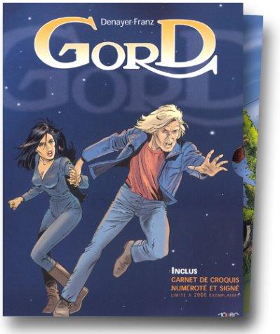 Coffret 4 volumes Gord : Tomes 1 à 4