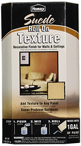 homax-group-8424-roll-on-paint-texture-additive-suede-mix-with-one-gallon-paint-by-homax-group-inc